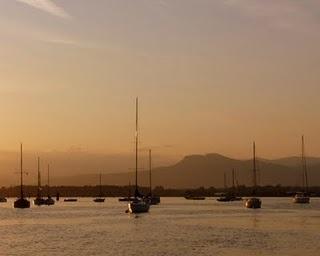 Cowichan Bay Sunset