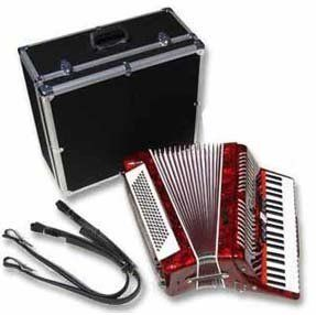 Parrot Piano Accordion 120 Bass 41 Keys Red Color T5001 by Parrot. $898.00. Parrot Piano Accordion 120 Bass 41 Keys 3 Sets of Reeds Red Color. Prodeced in the world largest accordion factory Parrot accordions have been in production sonce 1952. Parrot piano Accordion 120 bass 41 keys with 3 sets reeds.. Save 25% Off!