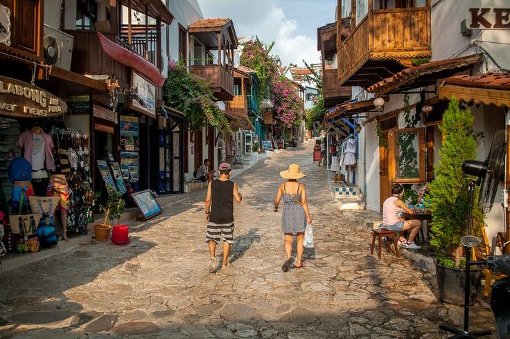 Kaş, Antalya Region, Southern Turkey