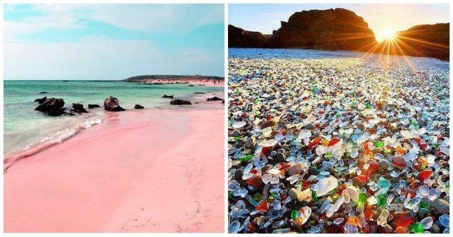 Top 10 des plages atypiques pour bronzer différemment