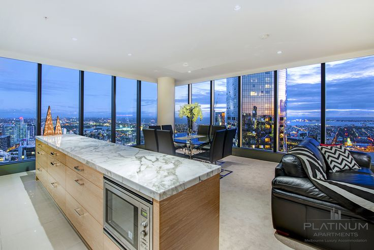 """The best views from your room. Platinum Apartments Penthouse """"BEL AIR"""" Apartment"""