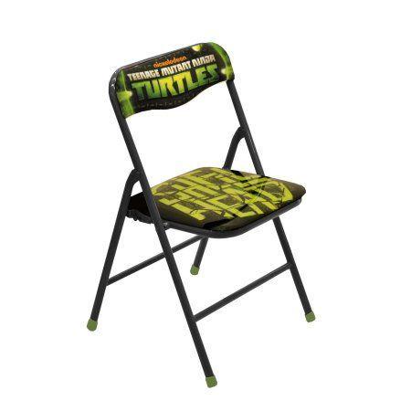 Nickelodeon Ninja Turtles Folding Chair, Green