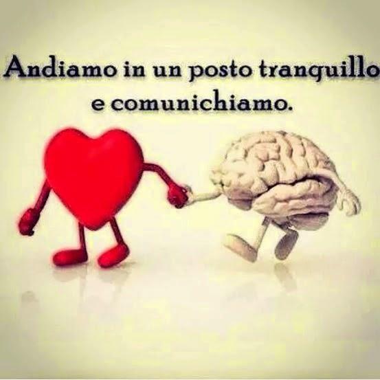 Il cuore sceglie sempre è la mente che ha mille dubbi !!!!!!