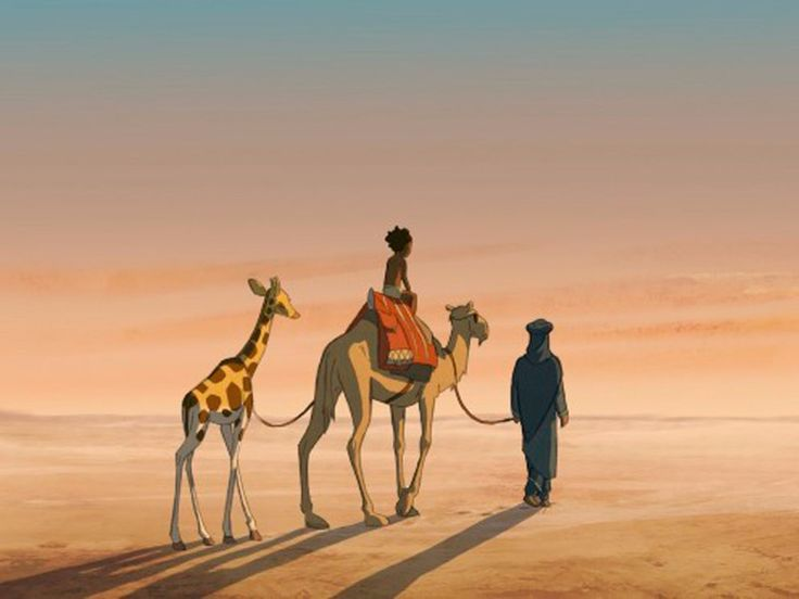 Zarafa - Animated Movie - An animated film directed by Rémi Bezançon & Jean-Christophe Lie. Animation, Kids, Family, Movie