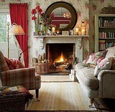 Oltre 25 fantastiche idee su camino salotti su pinterest for Planimetrie in stile cottage