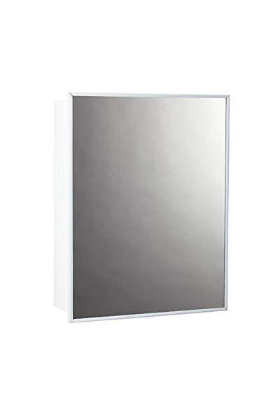 Jensen 26018chx Stainless Steel Frame Medicine Cabinet 14 X 18 Review