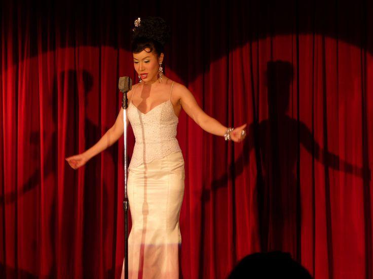 Travestiet bij de Calypso show by Carnatti30