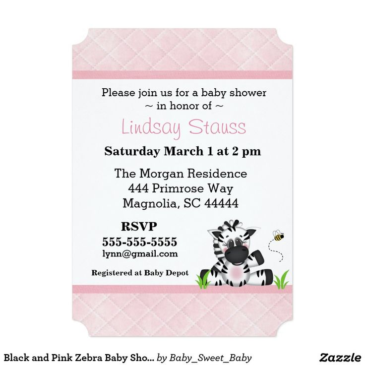 616 best Baby Shower : Invitations images on Pinterest | Baby shower ...