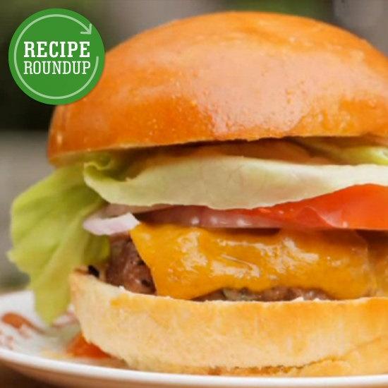 Interesting Burger Recipes: Dinner, Perfect Cheeseburger, Recipes Food Porn, Bbq Recipes, Burgers Video, Yummy Burgers Sandwiches, Burger Recipes, Perfect Burgers, Interesting Burgers