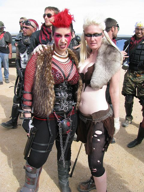 Wasteland Weekend 2010 - lady_wolf_star's flicker