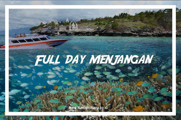 Paket Wisata Fullday Menjangan merupakan program trip wisata alam yang disediakan oleh PT. Banyuwangi Tour dan Travel dengan menikmati seharian di Menjangan