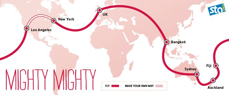 STA Travel | Mighty Mighty