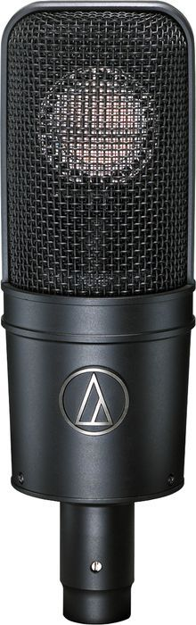 This is the best mic ever. I've recorded on this mic for years. I've recorded horns, acoustics live in the room via my studio.  Love my Audio-TechnicaAT4040 Large-Diaphragm #Studio Condenser #Microphone #music