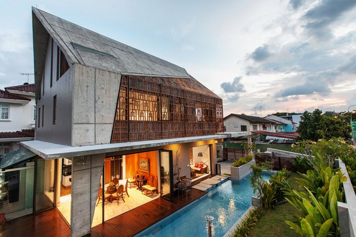 Gallery of Siglap Plain / Aamer Architects - 10
