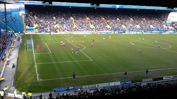 Sheffield Wednesday F.C. - Hillsborough Stadium
