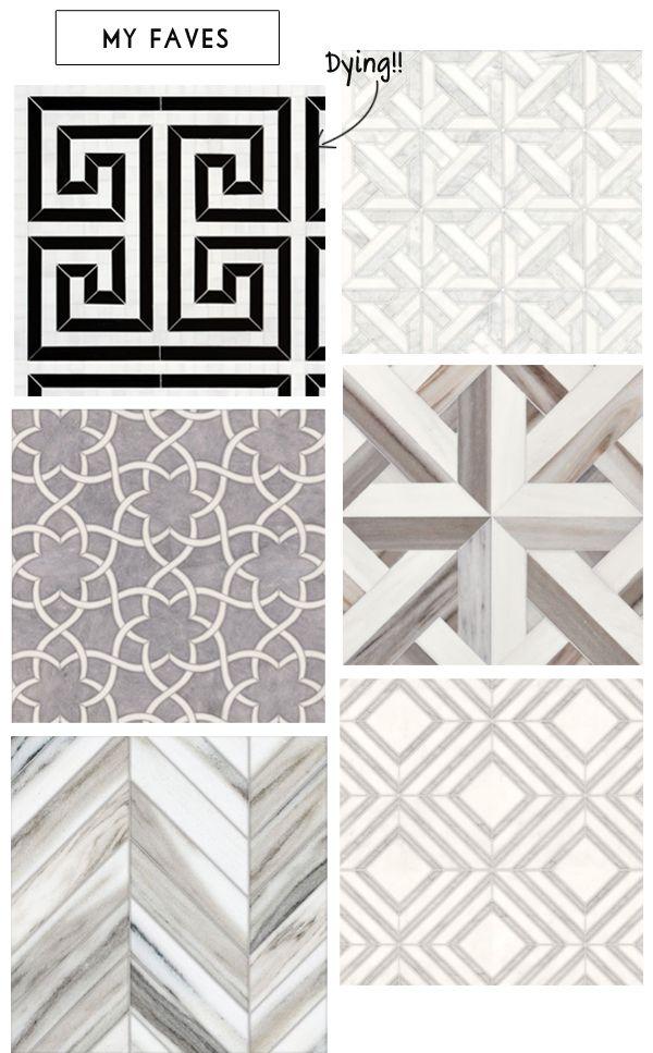 Mimosa lane tile me crazy bathrooms pinterest for Crazy bathroom designs