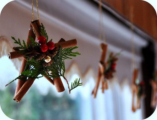 Holiday Star Ornaments | Flickr - Photo Sharing!