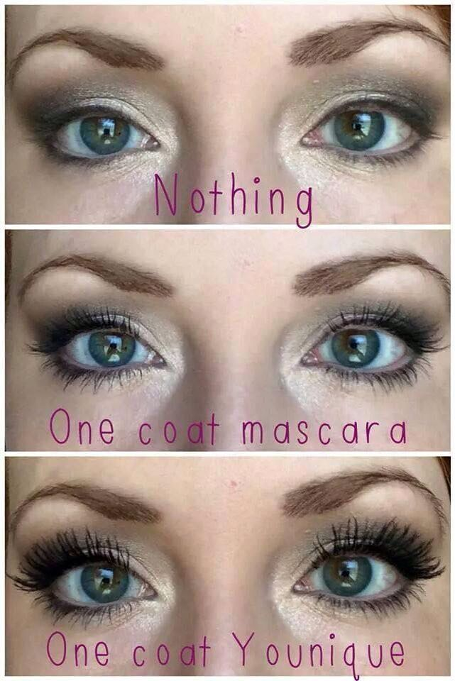 Younique 3 D fiber lash mascara. Get yours here at www.youniqueproducts.com/LusciousLashesbyLora