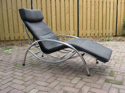 24 best stoel design images on pinterest chaise longue for Design ligstoel