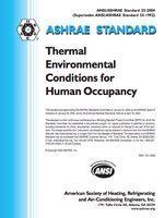 New Version of Thermal Comfort Standard Is Released  #IAQS #IAQ