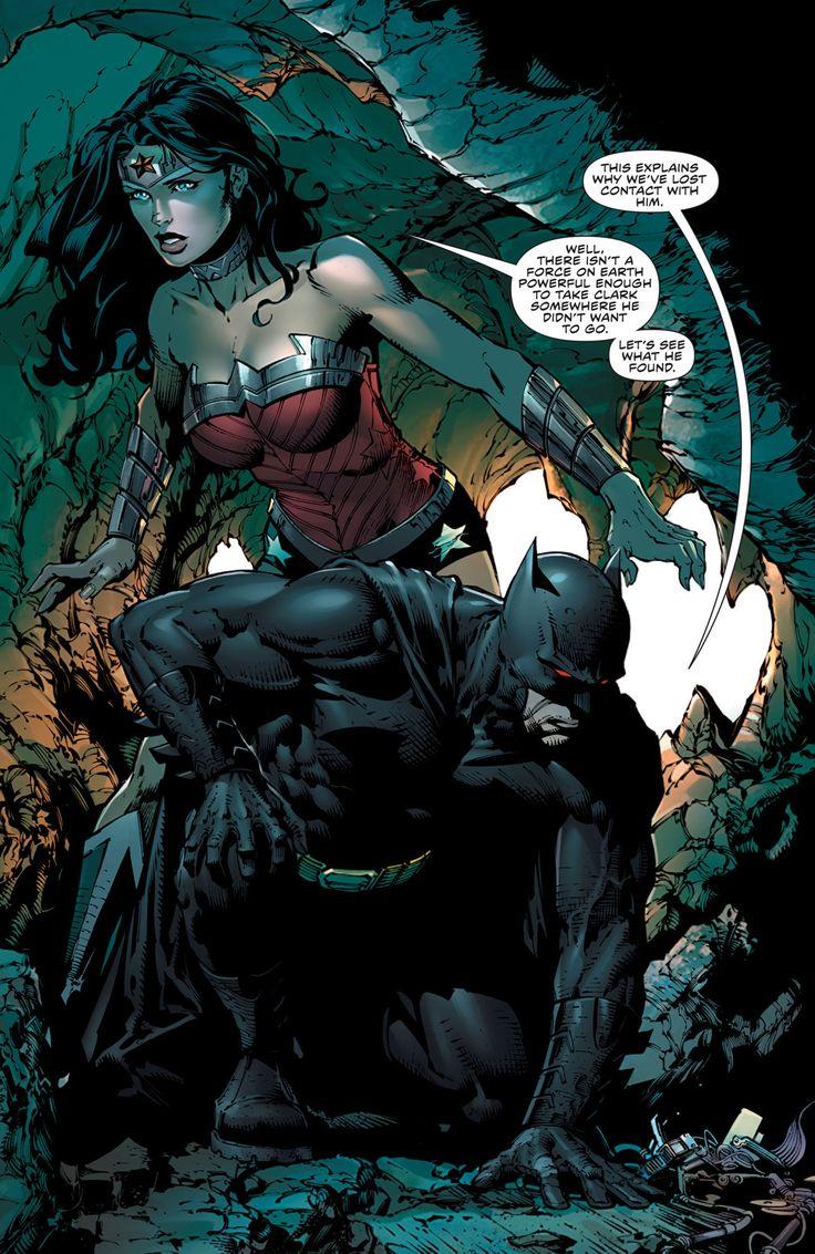 """marvel-dc-art: """" Wonder Woman v4 #39 - """"War-Torn IV"""" (2015 ..."""