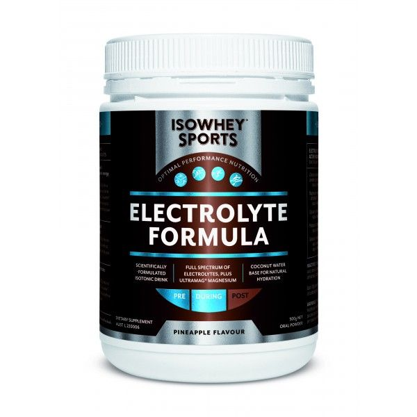 IsoWhey® Sports Electrolyte 500g - Bioceuticals® - Supplements/Nutrition