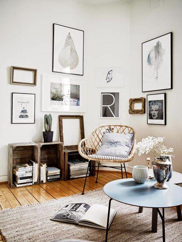 PequeñO Apartamento Con Suaves Toques De Azul