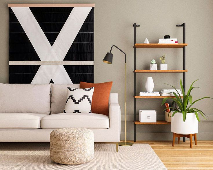 Mid Century Modern Living Room Inspiration