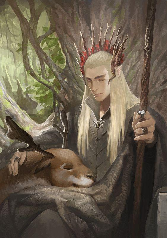 #elf king #Thranduil