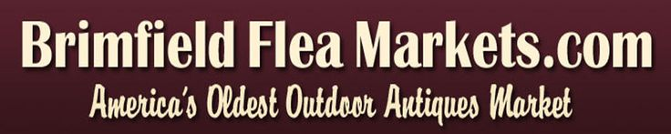 Brimfield Antique Flea Markets 2014
