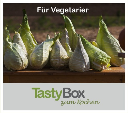 Finally! TastyBox for Vegetarians!