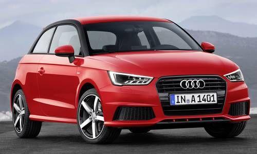 #Audi #A1. Silhouette compacte, élégante, dynamique reconnaissable entre mille.