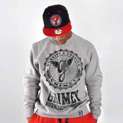 Grimey logo sweatshirt