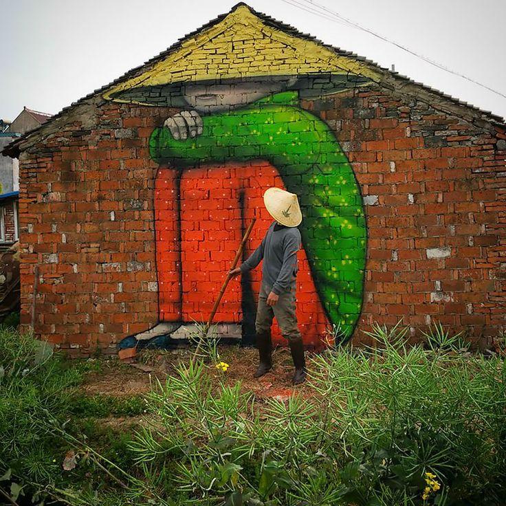 grafitis del artista callejero julien malland seth globepainter 11