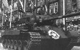World War II: M26 Pershing: M26 Pershing during World War II