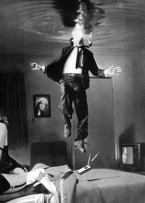 Taft Hotel/Ben Aesthetic: Drowning, floating, rudderless