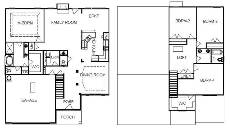 203 best bill beazley floor plans images on for 2 bedroom house plans with attached garage