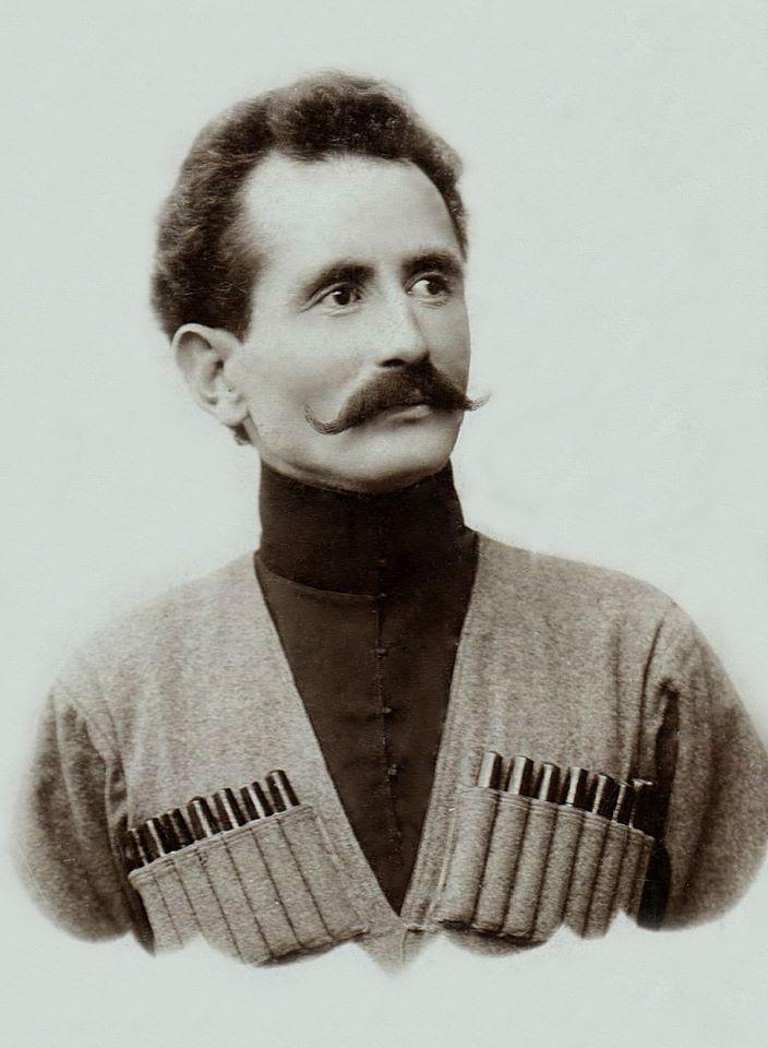 Karachai #prince Inaluk #Krymshamkhalov. Карачаевский #князь Иналук Крымшамхалов.