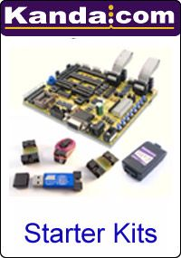 Kanda is a worldwide supplier of pic and avr programmer, avrisp, canbus usb, handleld, serial bluetooth, microcontroller and much more. Visit us today!