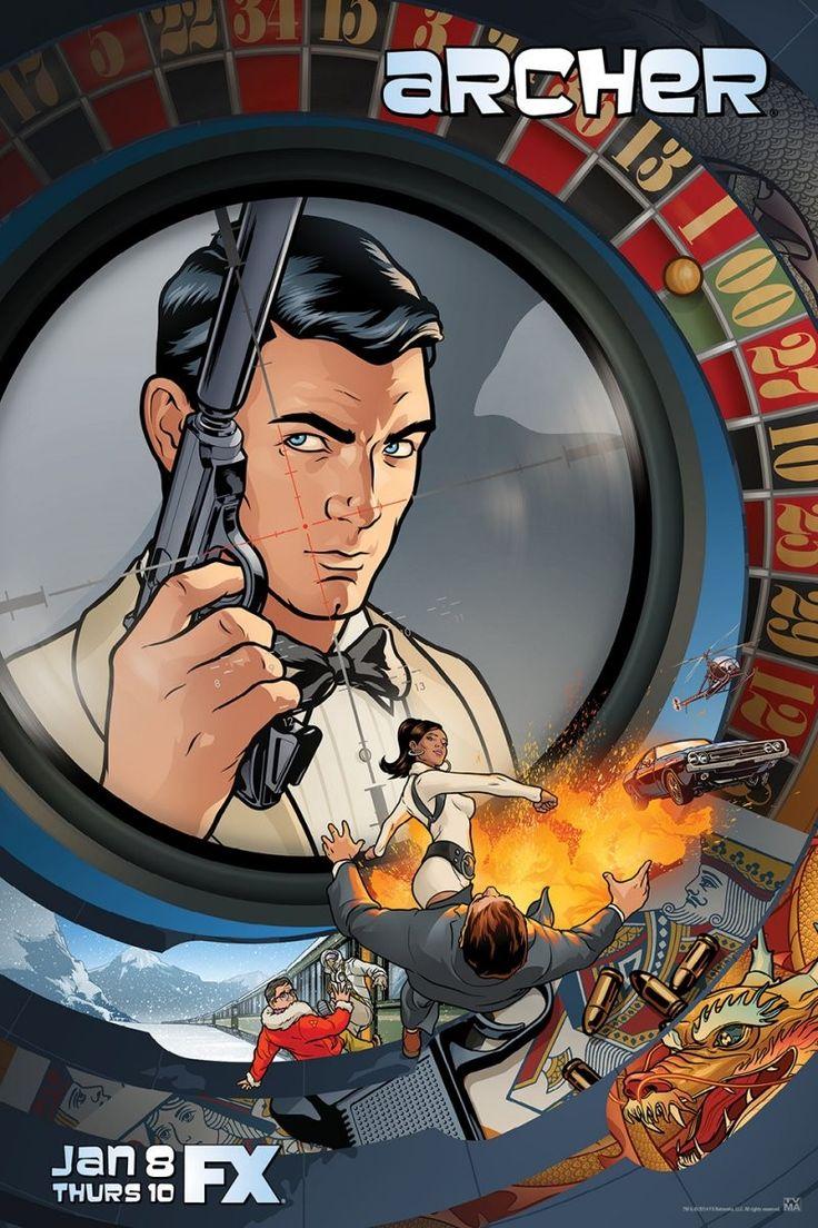 Archer Series Poster