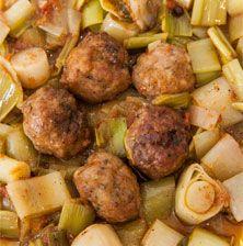 Μια+πρωτότυπη,+παραδοσιακή+Κρητική+συνταγή,+που+συνδυάζει+λίγο+κρέας+με+μπόλικα+λαχανικά.+Ένα+χορταστικό,+ισορροπημένο,+απόλυτα+μεσογειακό+πιάτο!