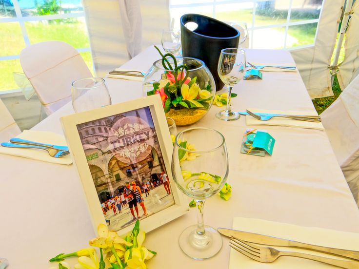 Table Names - Country themed