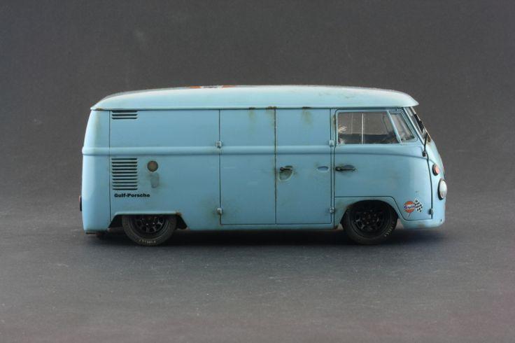 Volkswagen Type 2 - Hasegawa 1:24 - Automotive Forums .com Car Chat