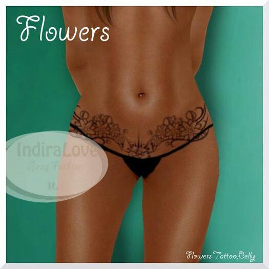 Tummy tuck scar cover up