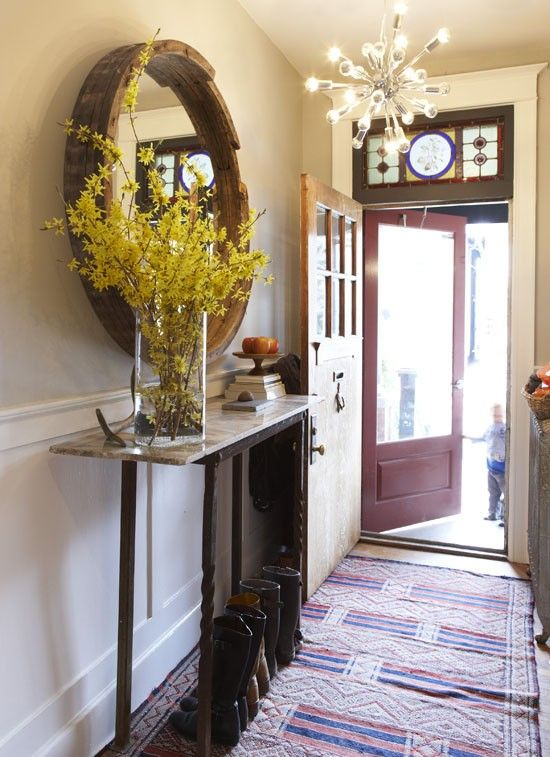 Narrow Entryway Design : Entryway narrow table and ideas on pinterest
