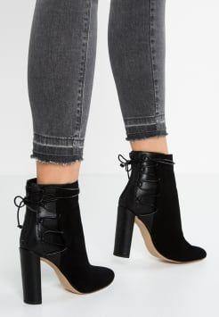 ALDO - TAESSA - Ankelstøvler - black