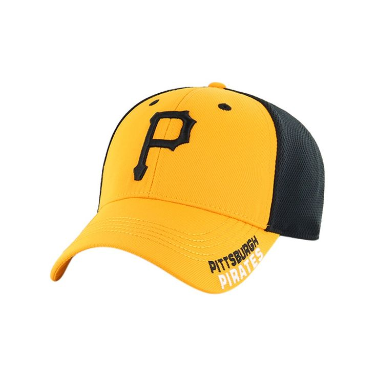 MLB Pittsburgh Pirates Fan Favorite Completion Hat