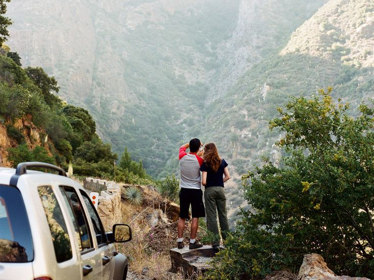 Sunset campground sits off Kings Canyon Scenic Byway, which curves into the heart of the park.