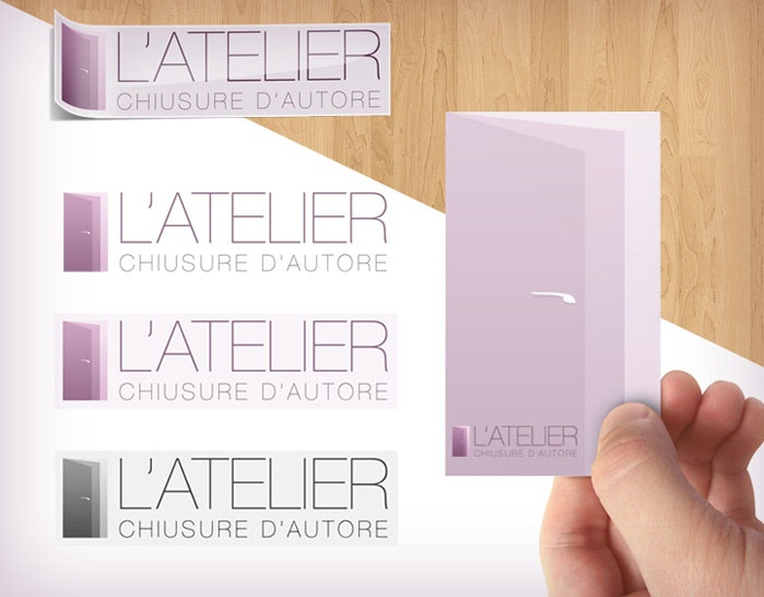 Logo design e Business Cards