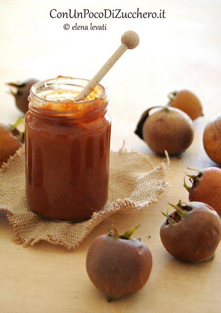 Confettura di nespole invernali al miele
